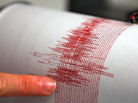 На границе Таджикистана с Киргизией произошло землетрясение