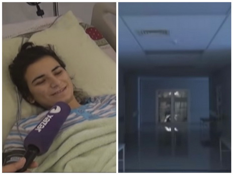 В Азербайджане отключили электричество в больнице, где находятся тяжелобольные пациенты – ФОТО – ВИДЕО