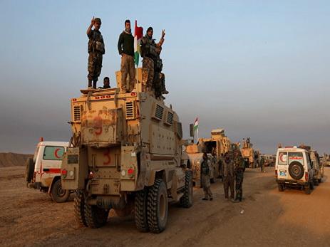 Исламские боевики похитили практически 300 бывших военнослужащих Ирака близ Мосула