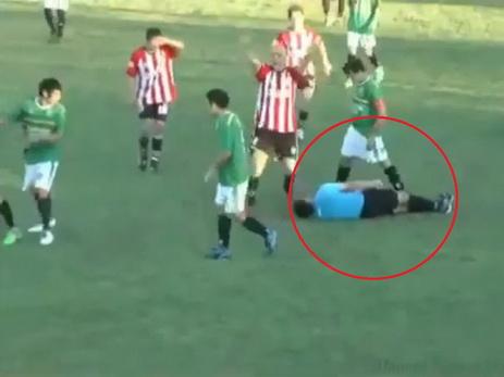 Мексиканский футболист убил судью из-за красной карточки