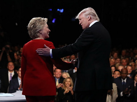 Трамп вырвался вперед— Выборы вСША