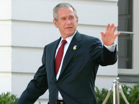 Выборы вСША: Буш-младший нестал голосовать за«своих»