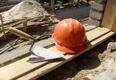 В Баку на стройке погиб рабочий