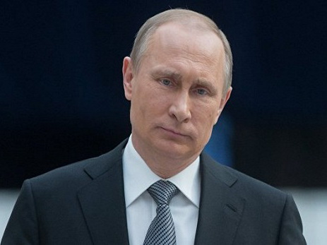 Путин пошутил напраздновании 55-летия КВН вКремле