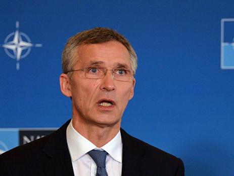 Генеральный секретарь НАТО обратился кТрампу, призвав его неотказываться отальянса