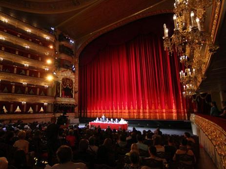 В Баку состоятся гастроли Московского театра имени Маяковского