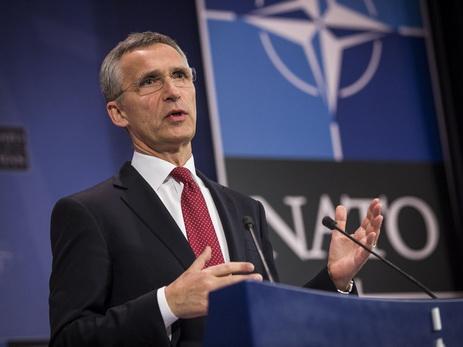 Турецкие военные просят укрытия вЕС— генеральный секретарь НАТО