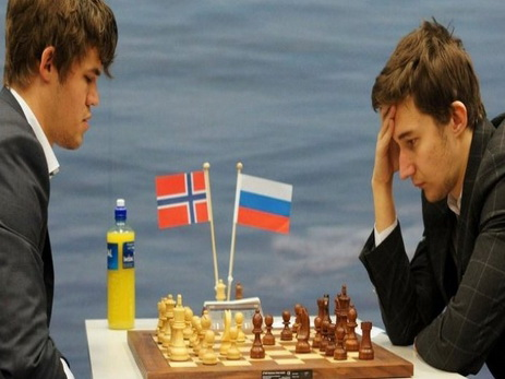 Менеджер Карлсена попросил убрать камеры изкомнат отдыха шахматистов
