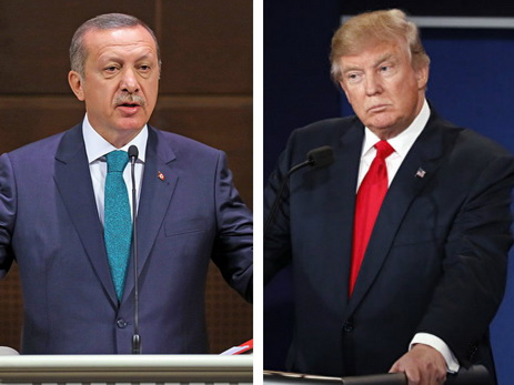 Эрдоган ответил Трампу