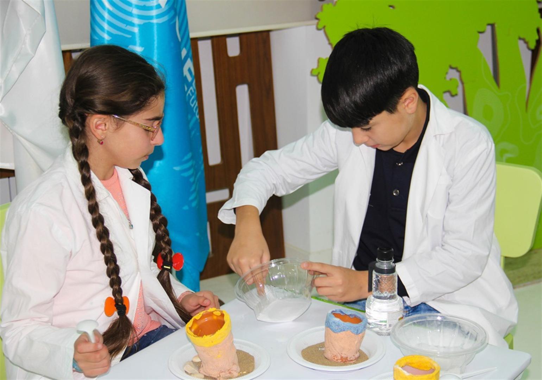 В ауя состоялся семинар экологическая политика азербайджана и китая