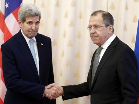 Лавров иКерри обсудили ситуацию вСирии потелефону