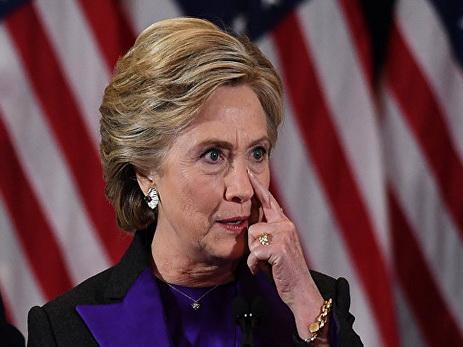 ЗаКлинтон проголосовало на1,5 млн больше избирателей, чем заТрампа