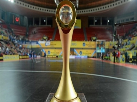 «Газпром-Югра» победил «Араз» вэлитном раунде Кубка УЕФА помини-футболу