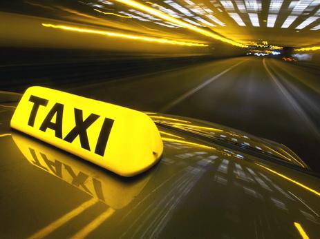 Новые правила использования такси в Баку
