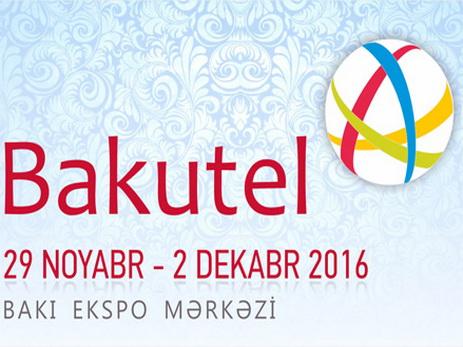 В выставке Bakutel 2016 примут участие 200 компаний из 18 стран мира