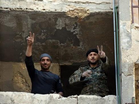 Сирийские войска освободили оттеррористов неменее 40% территории восточного Алеппо