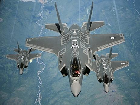 Израиль хочет приобрести уСША новые истребители F-35