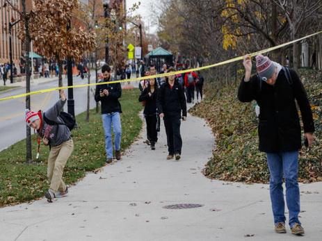Стрельба вуниверситете Огайо: Восемь раненых, один вкрайне тяжелом состоянии
