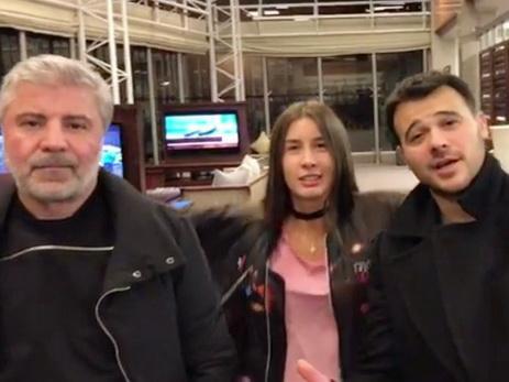 Сосо Павлиашвили уже в Баку – ВИДЕО