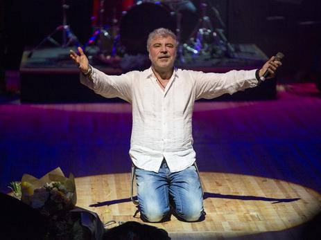 Сосо Павлиашвили поделился впечатлениями о концерте в Баку: «Было жарко!» – ВИДЕО