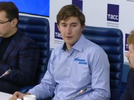 Карлсен поностальгировал оХанты-Мансийске перед решающей партией сКарякиным