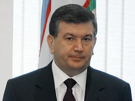 Вштабе Мирзиёева утверждают опобеде своего кандидата навыборах президента Узбекистана