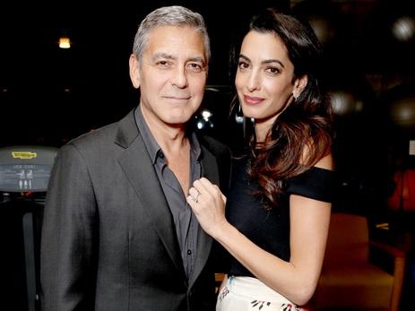 Амаль иДжорж Клуни награни развода