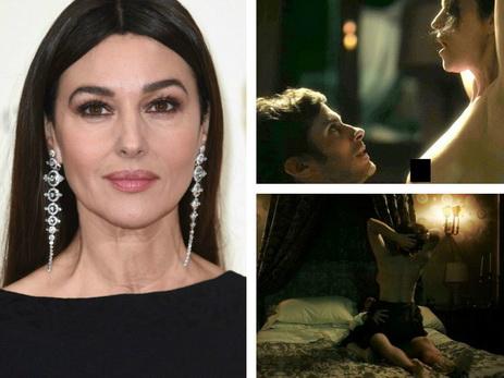 52-летняя Моника Беллуччи снялась воткровенном сериале