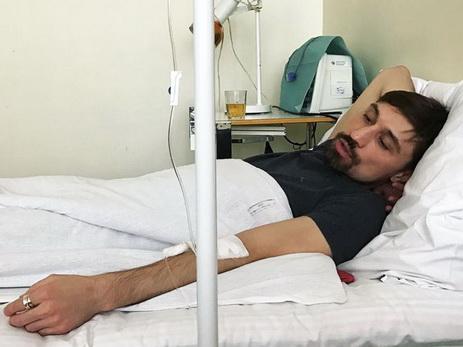 Дима Билан попал в поликлинику