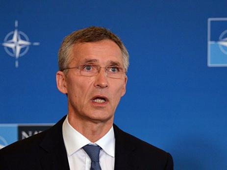 Столтенберг рассказал оботношении НАТО к РФ