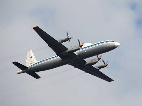 ВЯкутии совершил жёсткую посадку самолёт Ил-18 с военнослужащими наборту