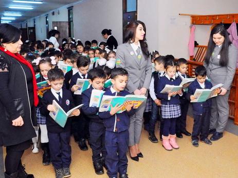 В бакинских школах стартует  пилотный проект «Məktəblinin dostu» - ФОТО