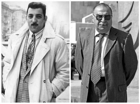 Бахрам Багирзаде об Акшине Кязимзаде: Случайная встреча...