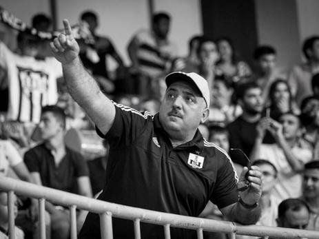 Бахрам Багирзаде подвел итоги 2016 года: о творчестве, футболе, потерях и не только... - ФОТО