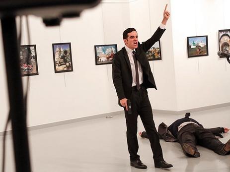 В столице допросили российскую приятельницу убийцы посла Карлова
