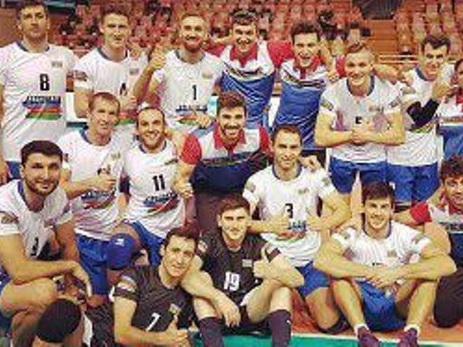 Азербайджан обыграл Исландию