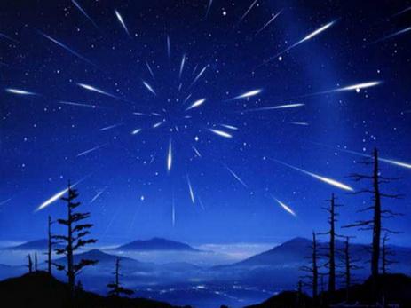 Вночь с3-го на4-е января земляне смогут увидеть метеоритный дождь