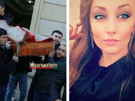 В Баку состоялось прощание с погибшей в стамбульском теракте Нураной Гасановой – ФОТО