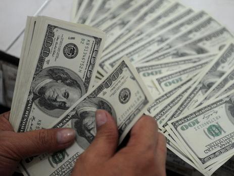 Курс маната к доллару на вторник, 10 января