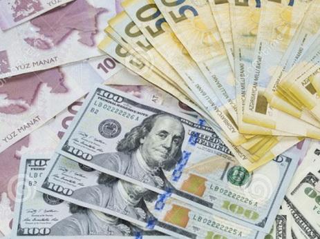 Официальный курс маната ко всем валютам на 9 января