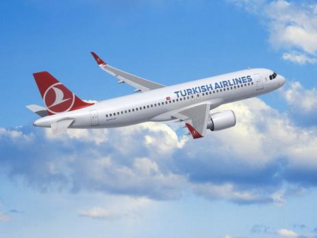 Turkish Airlines yenə İstanbul-Bakı-İstanbul aviareyslərini təxirə salıb