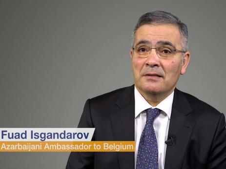 Посол: Азербайджан – первая страна, предложившая ЕС партнерский договор - ВИДЕО