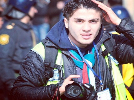 Blogger Mehman Hüseynov sərbəst buraxılıb – YENİLƏNİB