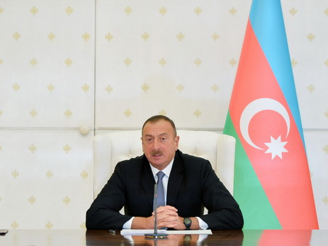 Ильхам Алиев: «Апрельские бои – наша славная история, большая победа» - ФОТО
