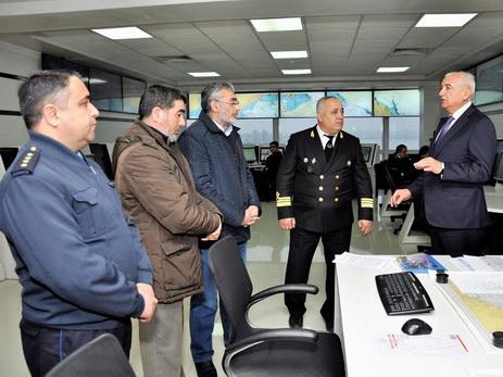 Родственники пропавших без вести нефтяников посетили Штаб по поисково-спасательным работам – ФОТО