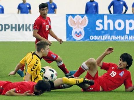 Азербайджан сыграл вничью с Казахстаном