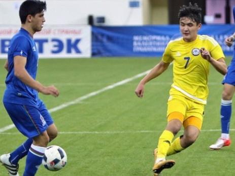 Ничья Азербайджана с Казахстаном в фотографиях