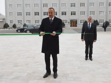 Ильхам Алиев: «Нахчыван – древний край, древняя земля Азербайджана» - ФОТО