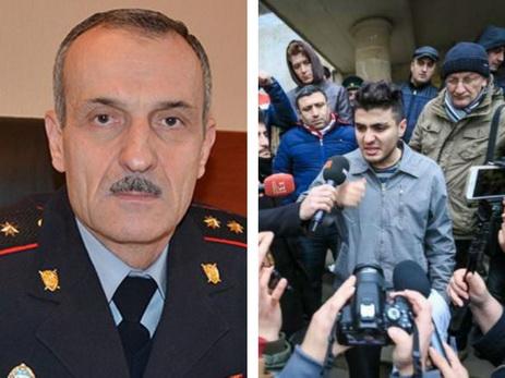 МВД: «Мехман Гусейнов может быть привлечен к суду за свои высказывания, однако….»