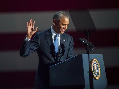 Жители Америки утешили Обаму лайками в социальная сеть Twitter — Бальзам напрощанье